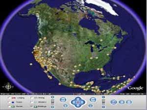 Google Earth  جوجل ارث العربى 55527610