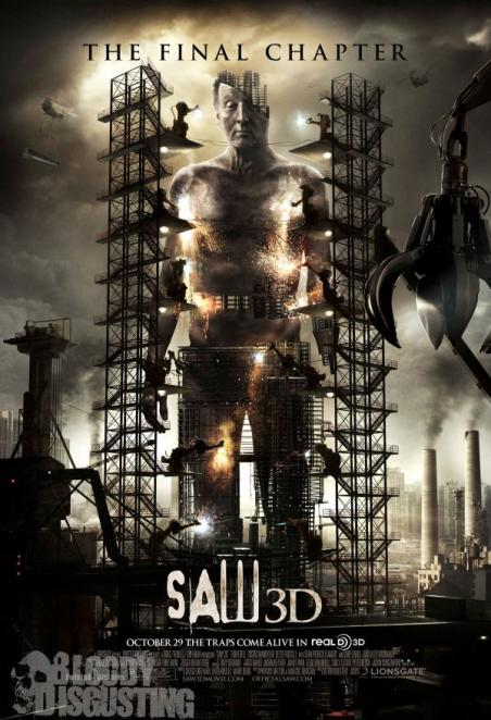 Favorite movies and film reviews Saw-3d10