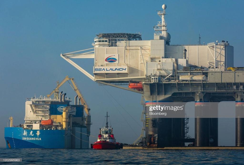 Sea Launch (opérateur de lancement) - Page 9 Submer10
