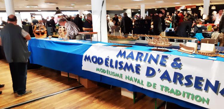 Salon de la Maquette de Lorient 2019 - Page 2 Lorien13