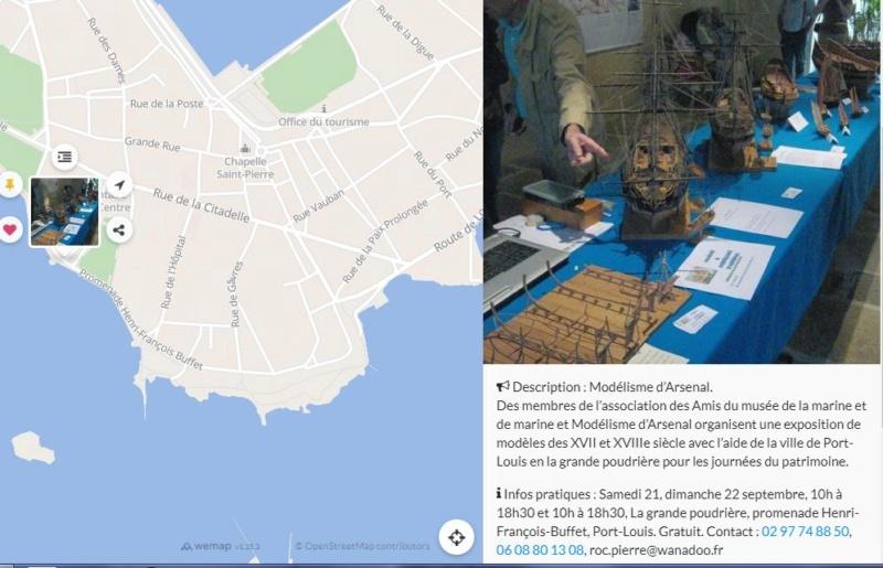 Journées du Patrimoine Port Louis 2020 Patrmo11