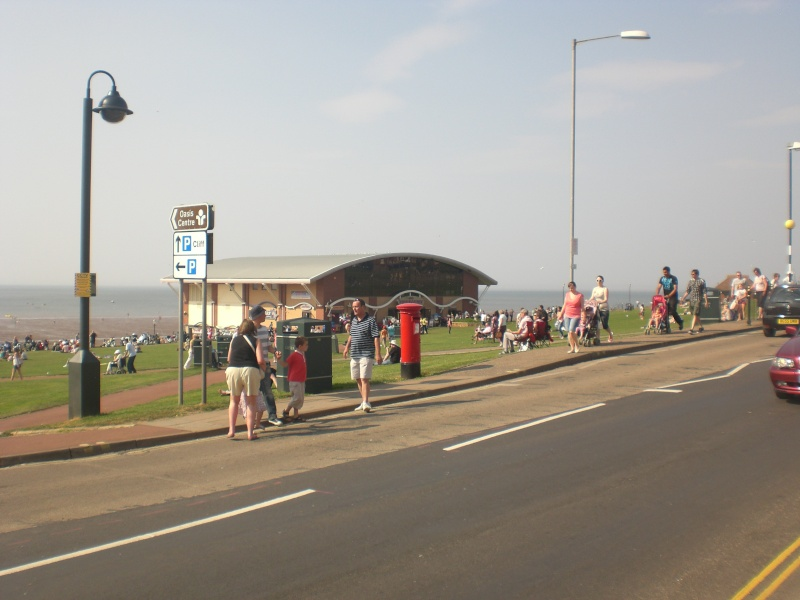 Hunstanton staying overnight at Boston (England) Cimg3116
