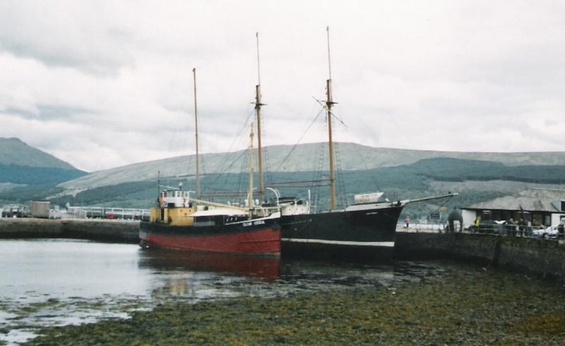 Photographie : Le port d'Inveraray, Écosse Invera10