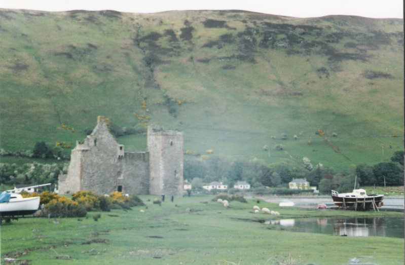 Photographie : Lochranza castle, Isle of Arran Lochra10