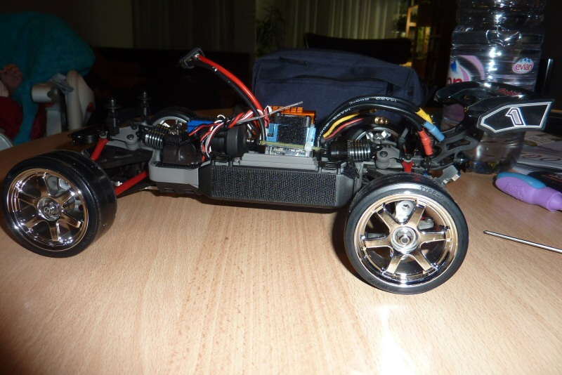 MERV / Mini-Revo 1/16 Drift P1020313