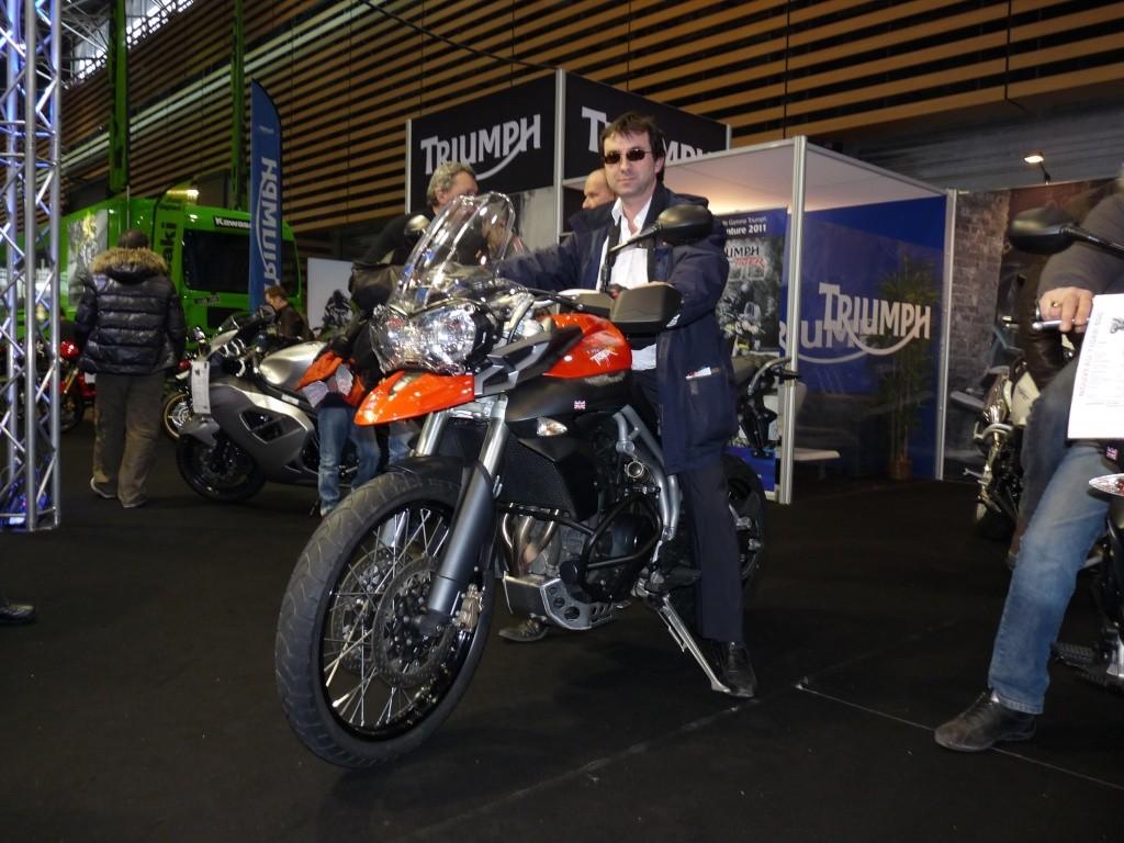 salon du deux roues à Lyon ,25-26-27 fevrier 2011 P1250110