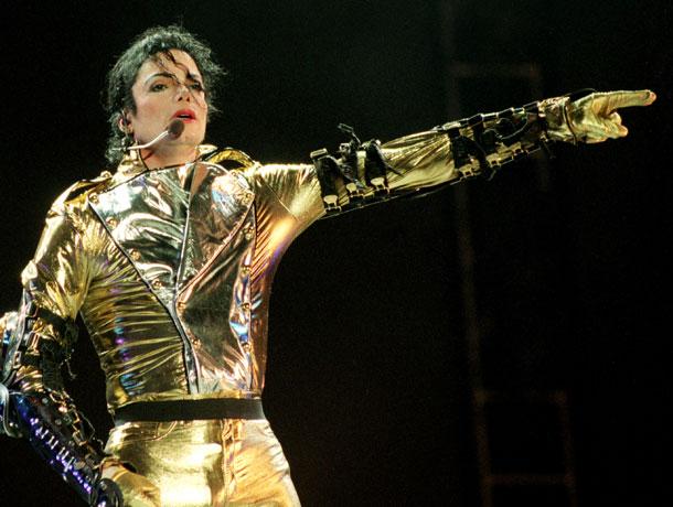 Immagini MJ con il costume Gold Outfit 49412_10