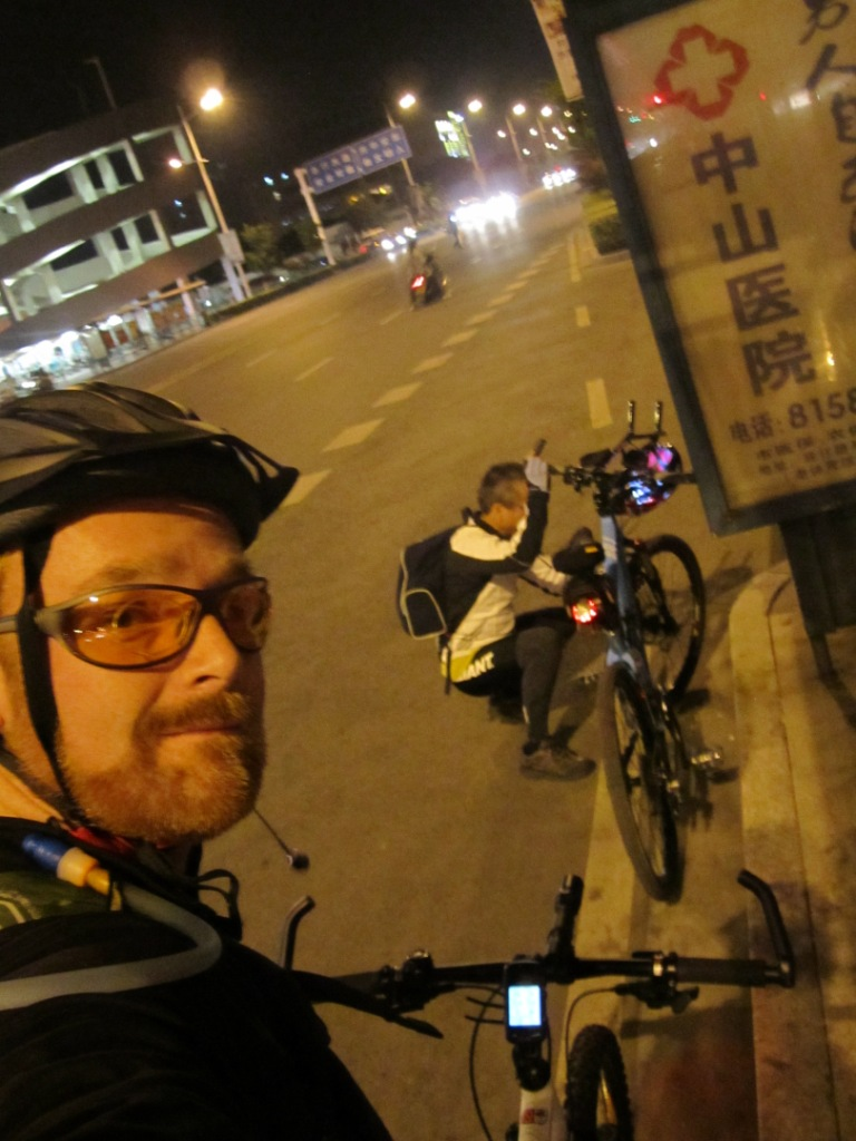 CMBA Night Session - Up and Down Yushan (Photos + Map) 14_oct10