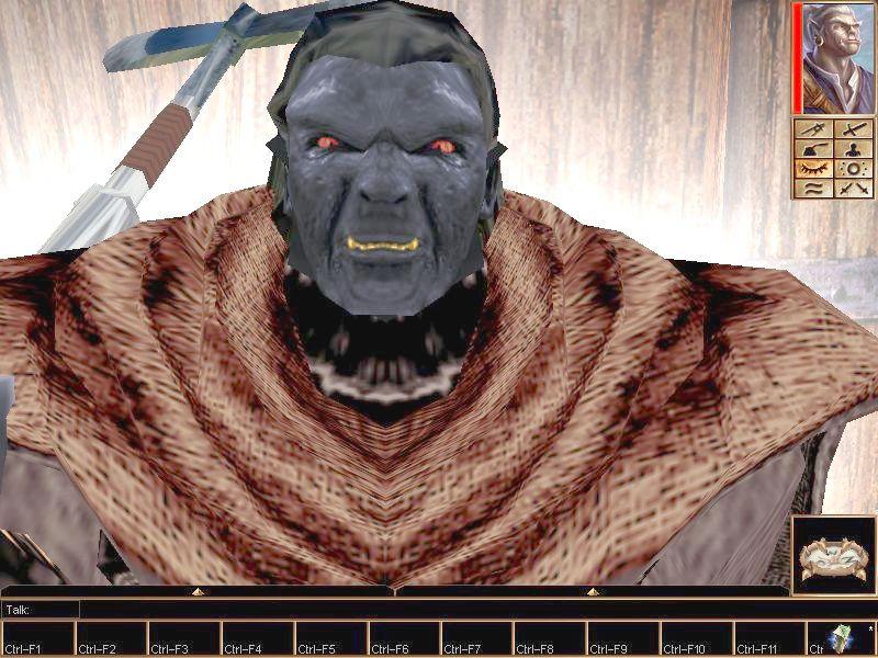 Orcs have feelings too... Rubyor10