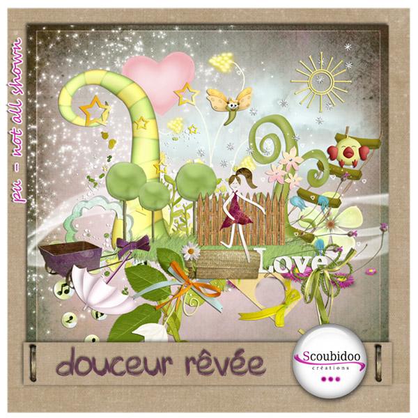 "kit ""douceur rêvée"" Scoubi17"
