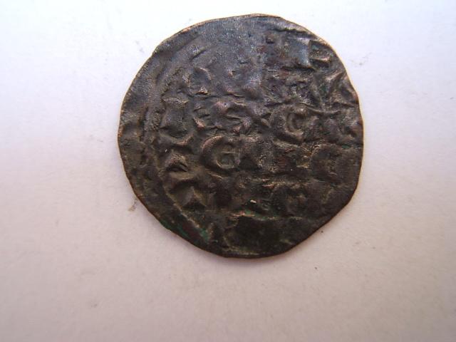 Dinero de Alfonso X de la 1ª guerra de Granada Fotos_21