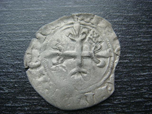 """FLORETTE"" ou ""Gros de 20 deniers"" de Charles VI (1380-1422) Groses17"