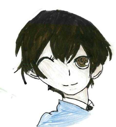 Chelsea's Anime Drawings! Haruhi10