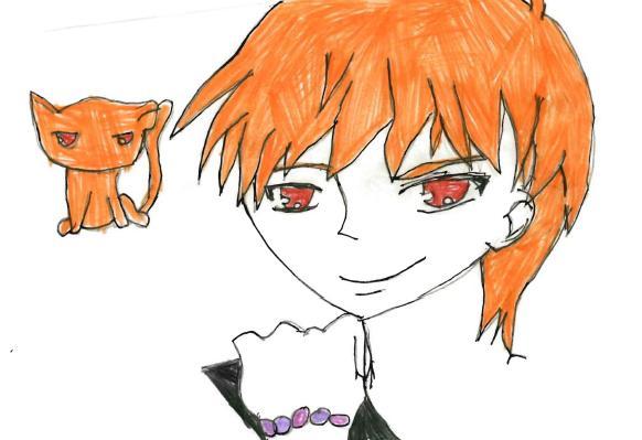 Chelsea's Anime Drawings! Kyo_fr10