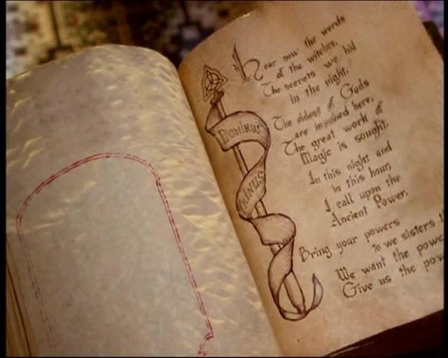 Το Σύμβολο της Πίστης των Μαγισσών (Witche's Creed) Dominu10