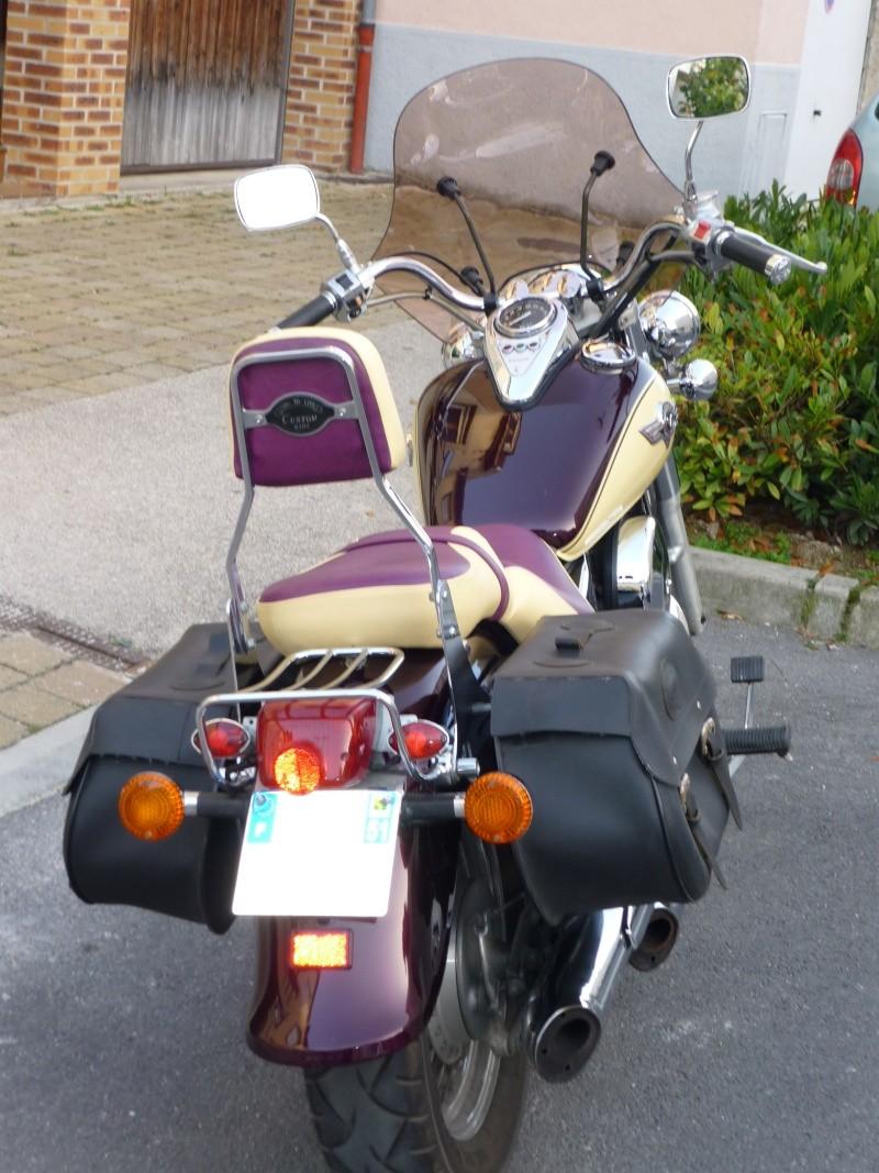 800 VN - votre avis sur une customisation de selle P1020011