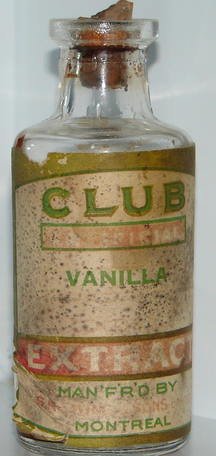 Essences de vanille et autres Club10