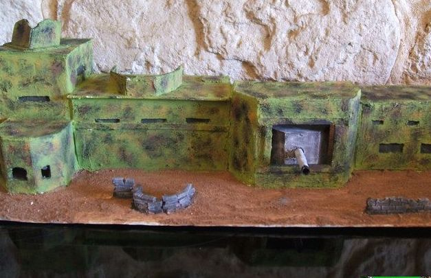 Bunker anlage 1/72 54_dsc16