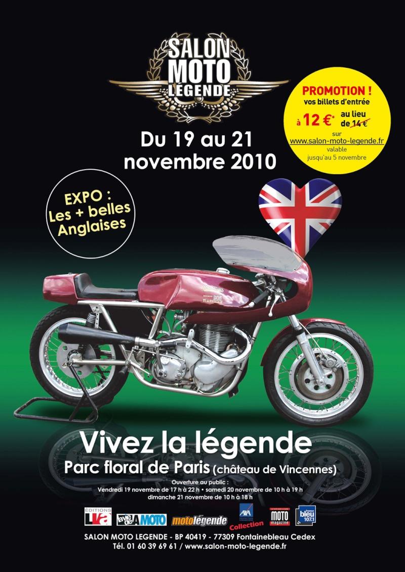 Salon moto Légende 19-21 Novembre 2010 Affich10