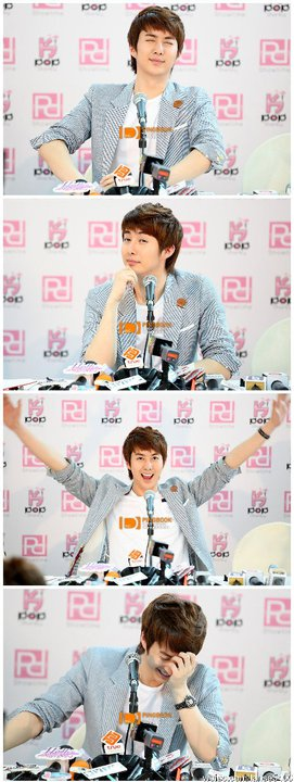 [photos] More Hyung Jun @Charity Concert Press Conference photos Ck610