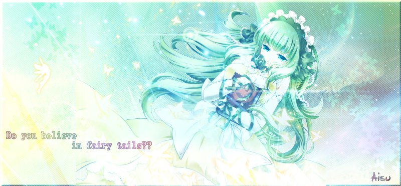 Bannières d'Aisu Fairy110