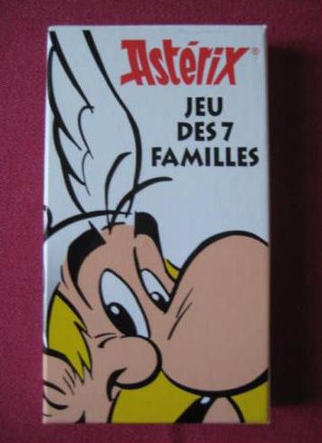 jeux de 7 familles asterix offert pour l'achat de 2 BD Captur10