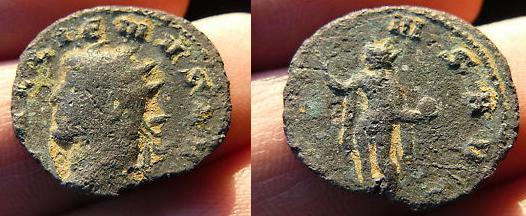 Antoninien de Gallien Ant10