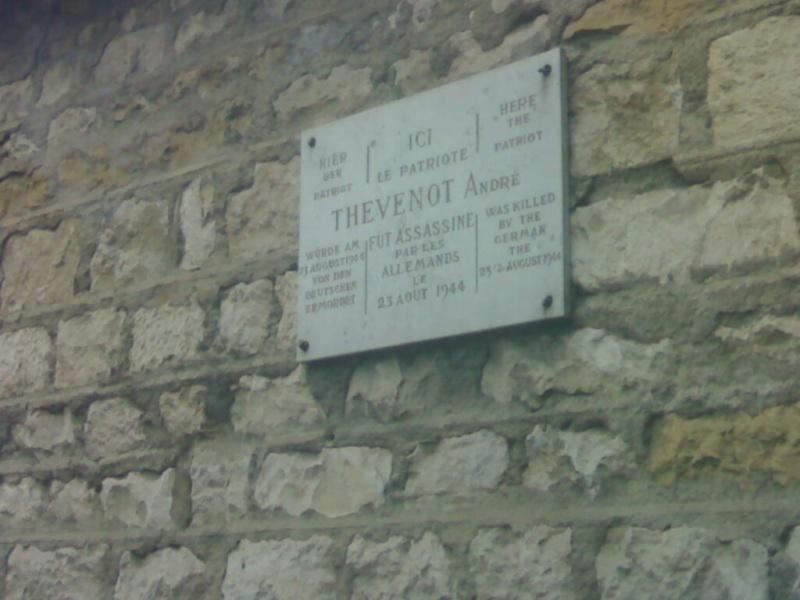 Stèle Région Beaujolais, Villefranche sur Saône 31102010