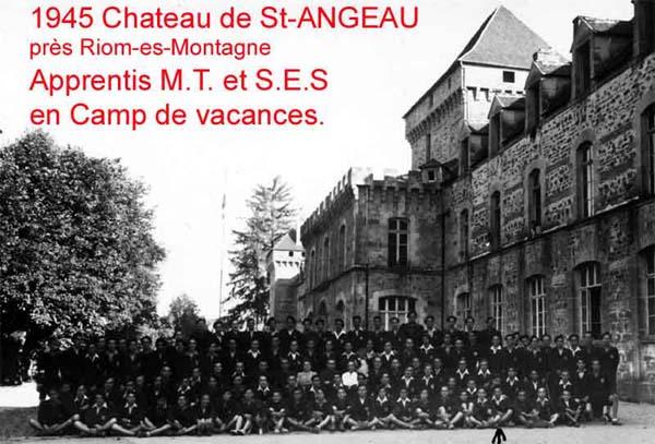 La résistance dans le Cantal Angeau10