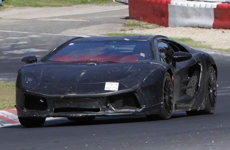2011 - [Lamborghini] Aventador LP700-4 - Page 4 Lambo-12