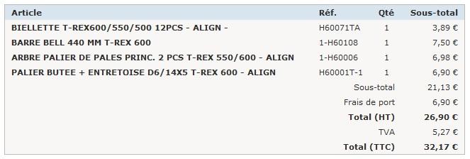 T-Rex 600 ESP d'overstorex - Page 2 Commad10