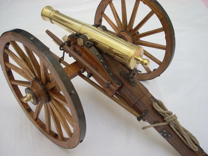 Canon 6 pdr field, US, 1841 Dscn3910