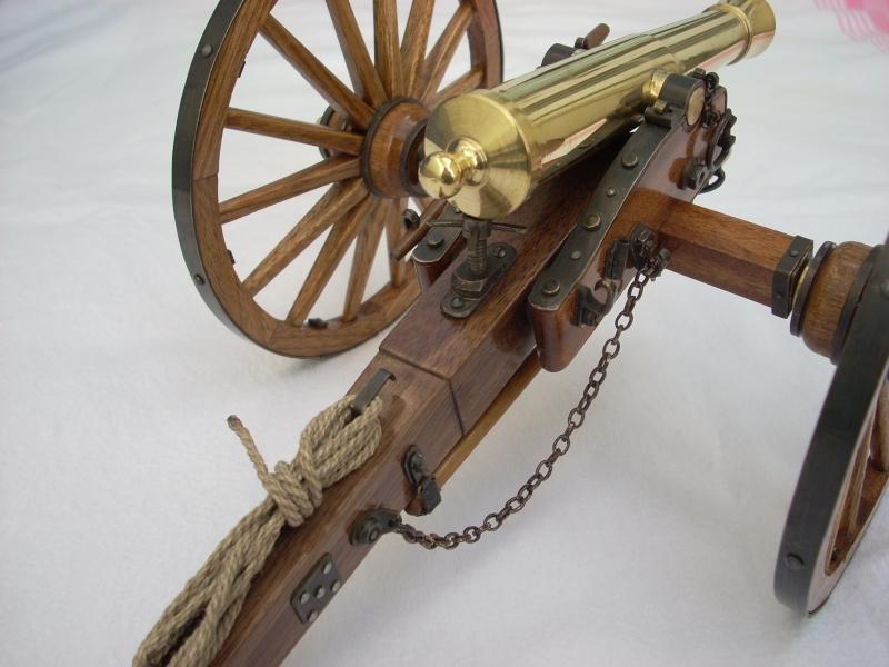 Canon 6 pdr field, US, 1841 Dscn3913