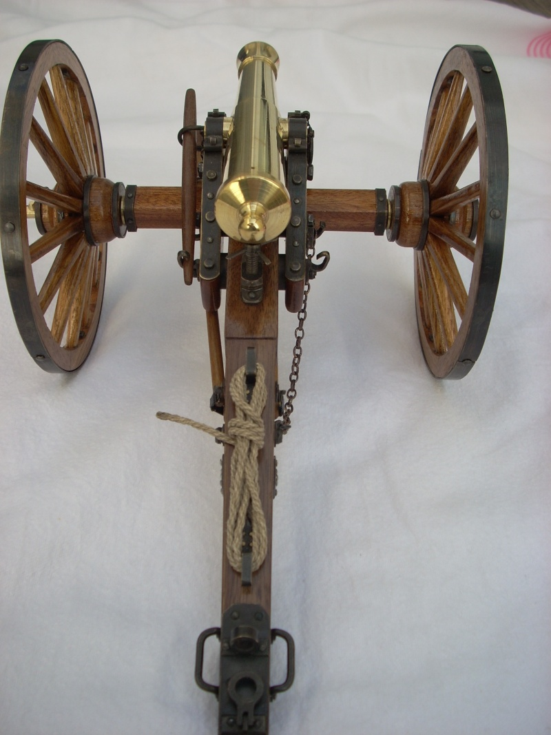 Canon 6 pdr field, US, 1841 Dscn3914