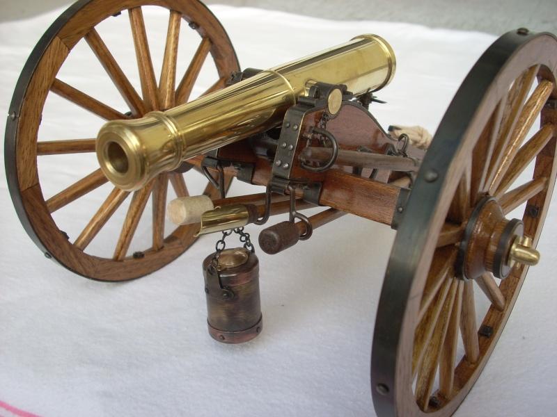 Canon 6 pdr field, US, 1841 Dscn4010