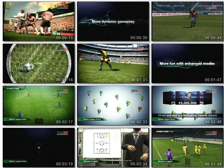 حصريا  لكل عشاق الكره    .......Pes 2011 Official Gameplay and Trailer ع أكثر من سيرفر........  55555710