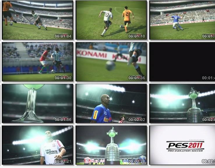 حصريا  لكل عشاق الكره    .......Pes 2011 Official Gameplay and Trailer ع أكثر من سيرفر........  92938210