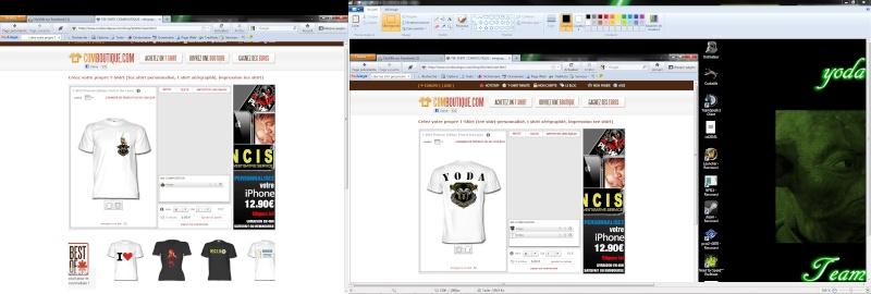 Patch et tee shirt pour l'association Tee_sh10