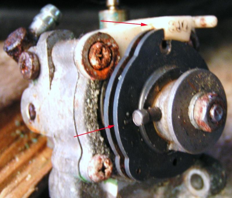 Pompe à Huile Pompe110