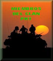 Miembros del clan: Presentaciones.