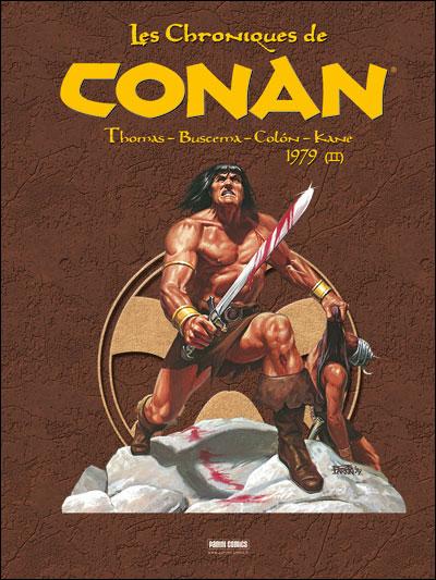 Les Chroniques de Conan - Les comics en intégrale - Page 3 97828010