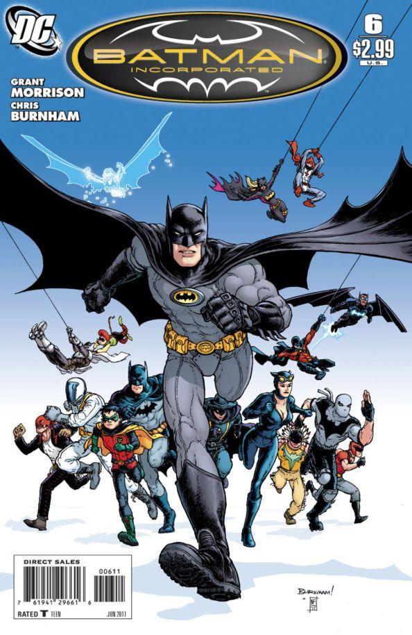 Batman Inc. [Nouvelle série] 16276910