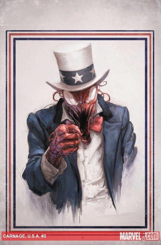 Carnage U.S.A. #1-5 [Mini Série] 44741310