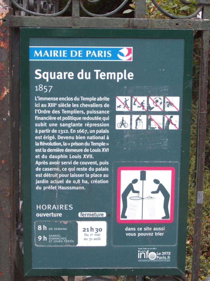 Le square du Temple Pict0711
