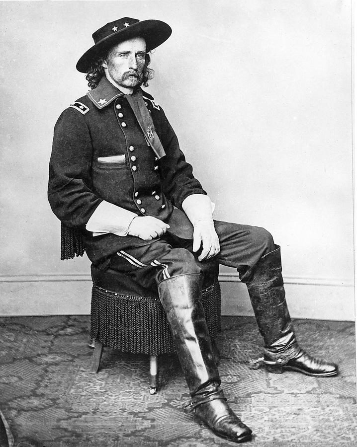 La sagesse des Indiens d'Amérique que l'on appelle des sauvages a médité Custer10
