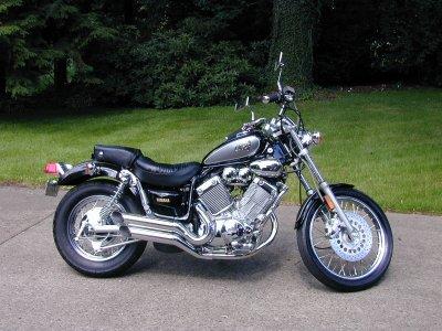 votre 1ère moto Virago10