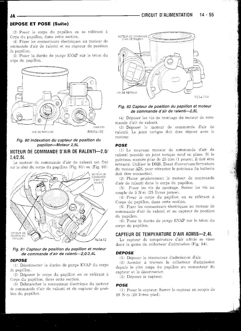 stratus  cabrio de 1997 2,5l 16v  Ralent11