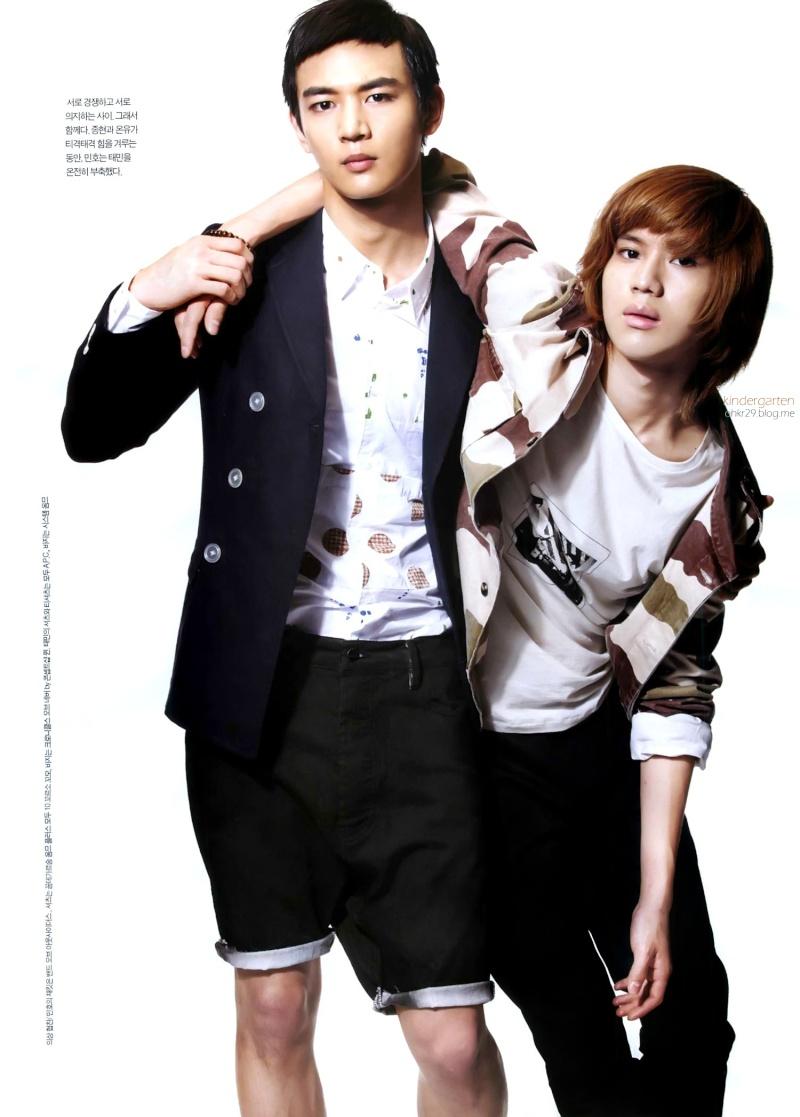 SHINee posa para la revista GQ ( para Octubre) Shinee22