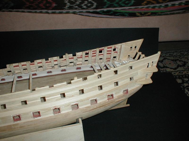 HMS Bellona 74 cannoni inglese da 168 ft. - Pagina 3 5710