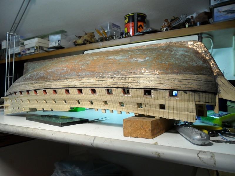 HMS Bellona 74 cannoni inglese da 168 ft. - Pagina 6 Sam_0714